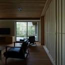 尾山台S邸の写真 リビング