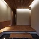 尾山台S邸の写真 玄関