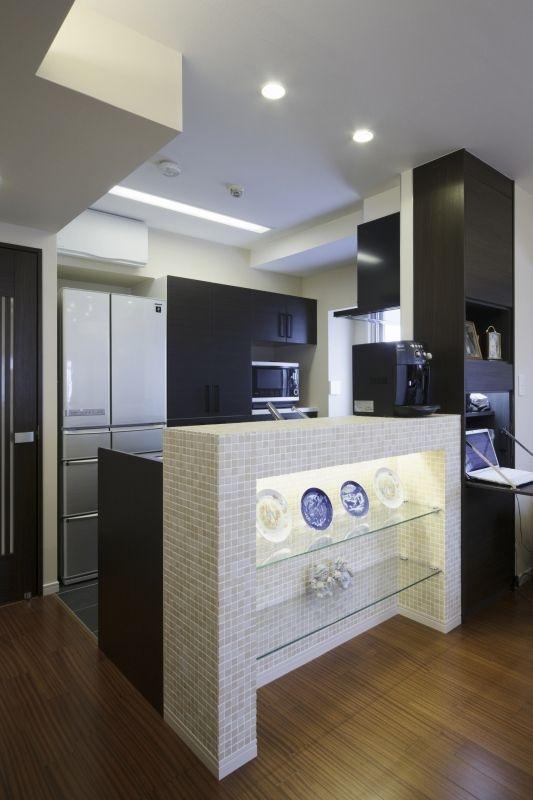No.47 50代/4人暮らしの写真 キッチン1