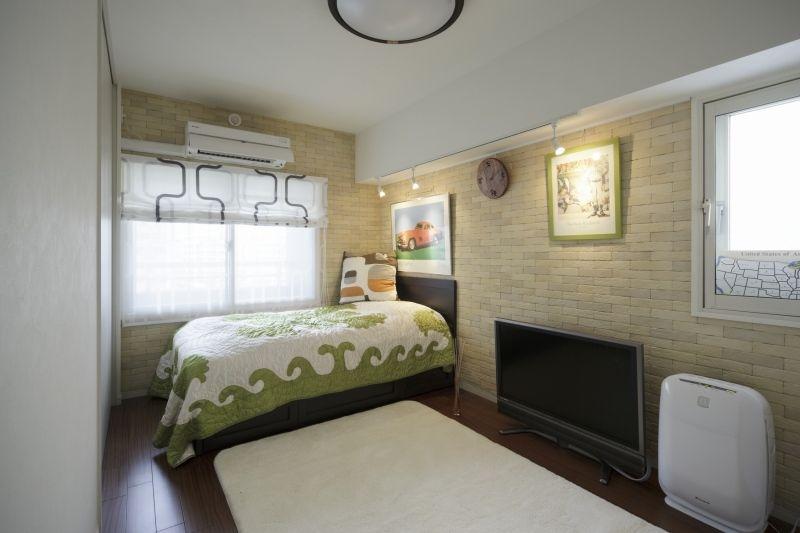 No.47 50代/4人暮らしの写真 寝室