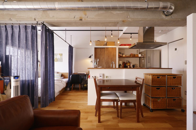 リノベーション・リフォーム会社:スタイル工房「Y邸・漆喰の壁に囲まれて暮らす、光と風あふれる家」