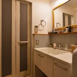 洗面所 - バスルーム