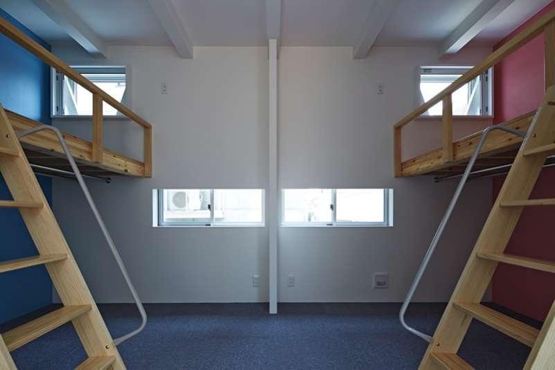 土呂N邸の部屋 2階子供室