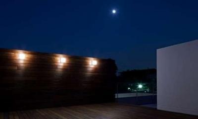 浦和H邸 (屋上夜景)