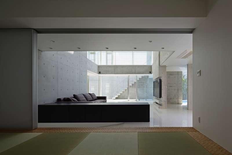 浦和H邸 (和室・LDK)