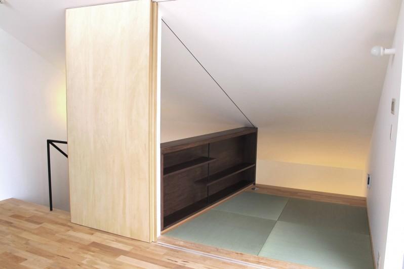 Kourien no ieの写真 落ち着く和室の空間
