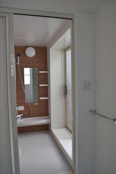 3階浴室 (浦和F邸リノベーション)