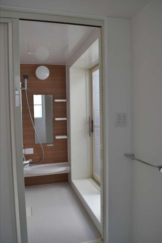 浦和F邸リノベーション (3階浴室)