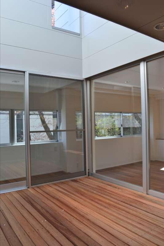 浦和F邸リノベーションの部屋 2階中庭