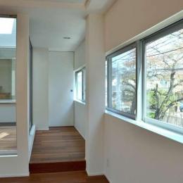 浦和F邸リノベーション (中庭、連窓)
