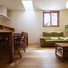 建築家 SUEROの住宅事例「Daidou no ie」