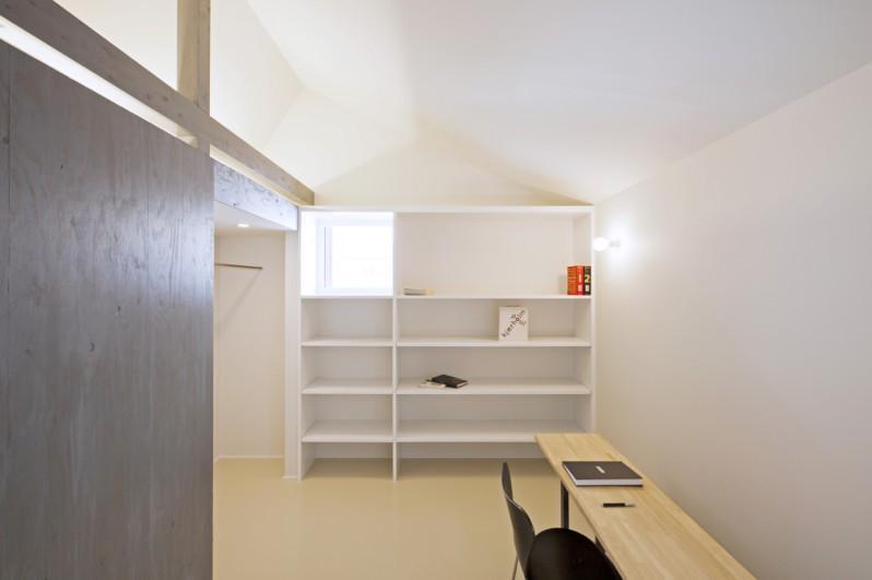 Imagawa no ieの部屋 白い書斎