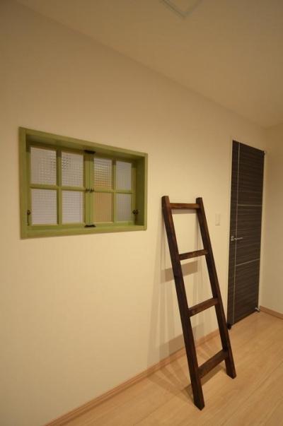 寝室 (屯田リノベーションSTUDIO/常設モデルハウス)