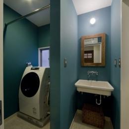 No.50 30代/2人暮らしの部屋 洗面所