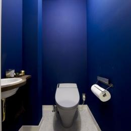 No.50 30代/2人暮らしの部屋 トイレ1