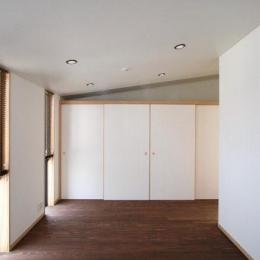 関町北の家 (洋室3(主寝室))