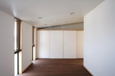 洋室3(主寝室) (関町北の家)