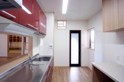 キッチン (関町北の家)