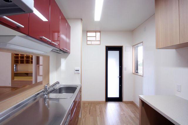 関町北の家の部屋 キッチン