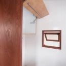 八雲の家 ヨーロピアンテイストの小さな家の写真 洗濯場