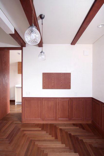 八雲の家 ヨーロピアンテイストの小さな家の部屋 ダイニング
