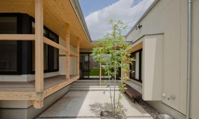 七郷の平屋