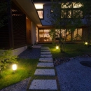 FrameWork設計事務所の住宅事例「若葉いろの家」