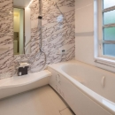 T 様邸 「鉄筋コンクリートの家」の写真 浴室