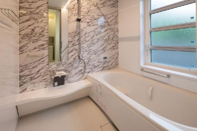 T 様邸 「鉄筋コンクリートの家」 (浴室)