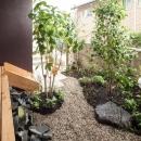 T 様邸 「鉄筋コンクリートの家」の写真 坪庭