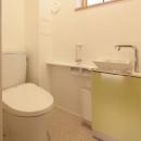 T 様邸 「鉄筋コンクリートの家」の写真 トイレ
