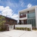 エム・オー大西和幸建築事務所の住宅事例「T 様邸 「鉄筋コンクリートの家」」