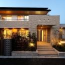 エム・オー大西和幸建築事務所の住宅事例「H 様 邸  「KASO HOUSE」」