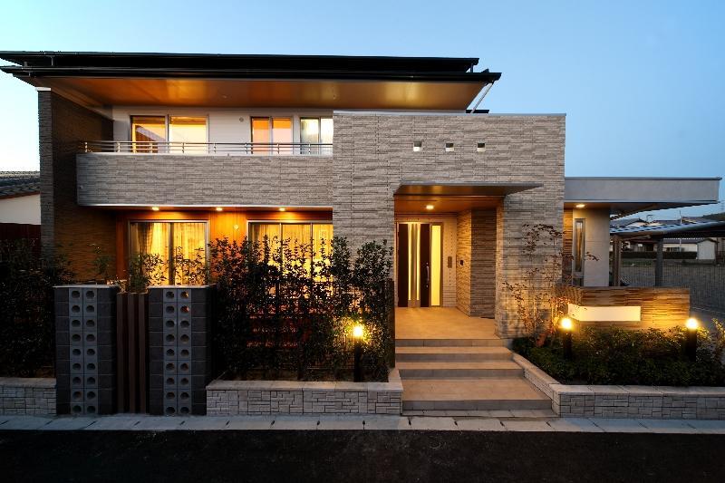 H 様 邸  「KASO HOUSE」の部屋 外観