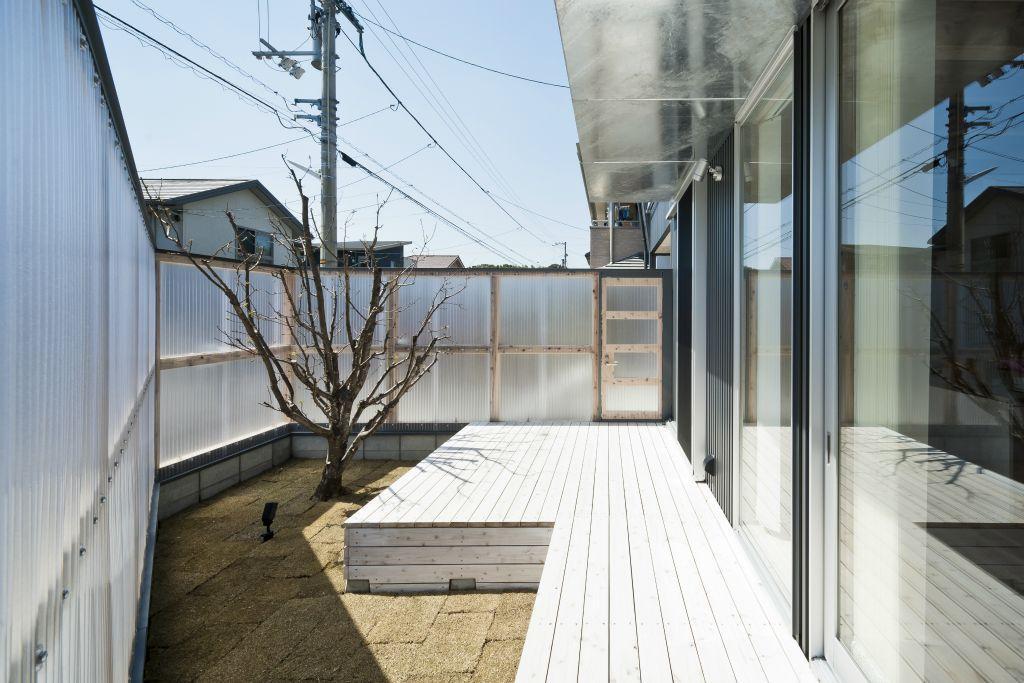 建築家:橋本設計室「蒔絵台のSimpleBoxHouse 2」