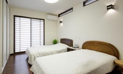 No.54 60代/5人暮らし (寝室)