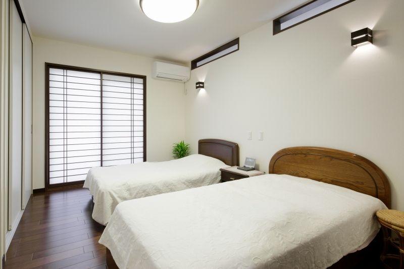 No.54 60代/5人暮らしの部屋 寝室