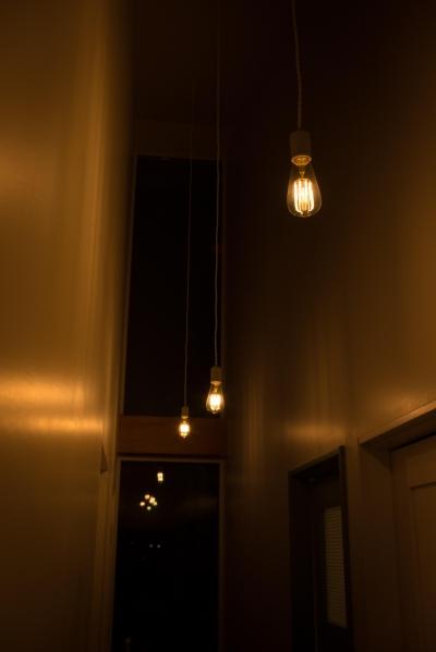 廊下1 (西山の住まい_土間床のある暮らし)