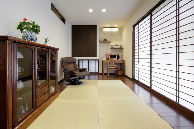 No.54 60代/5人暮らしの部屋 和室