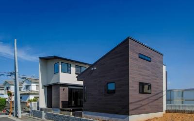 oyako house (外観)