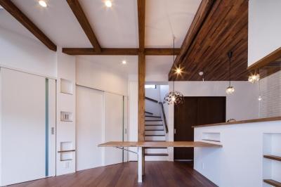 oyako house (ダイニング)