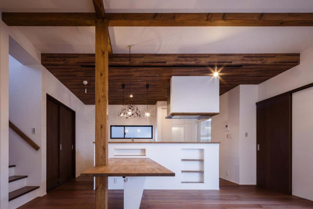 oyako house (ダイニングキッチン)