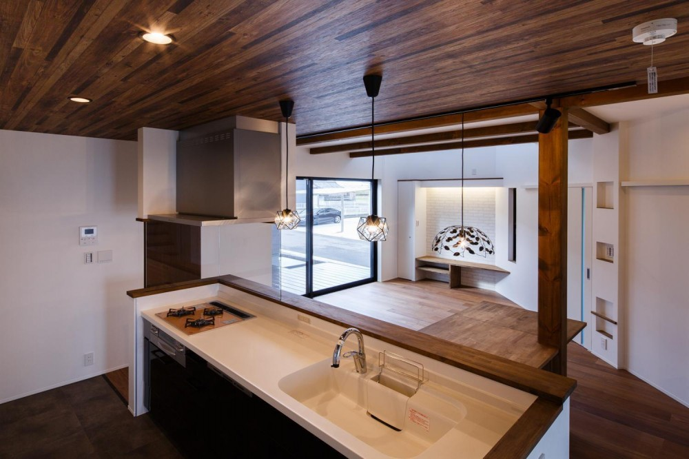 oyako house (キッチン)