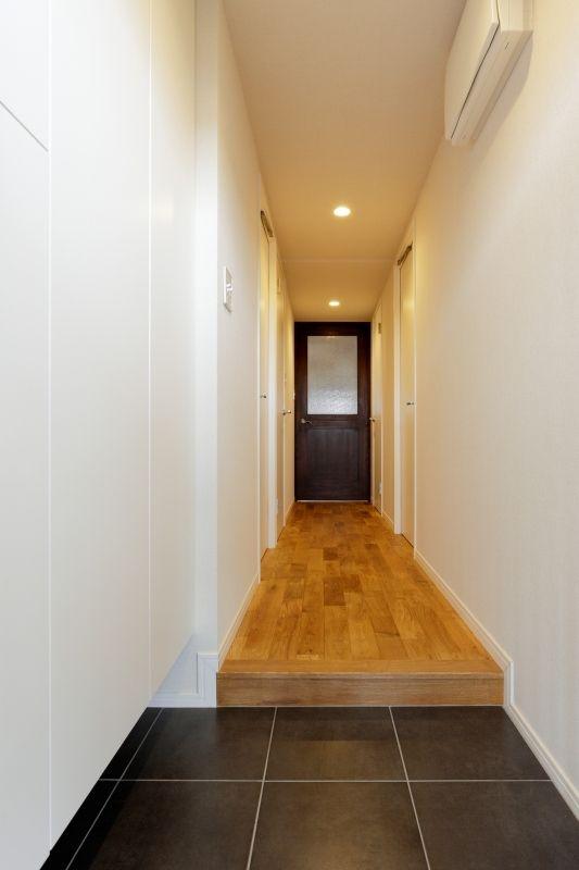 No.55 30代/2人暮らしの部屋 玄関