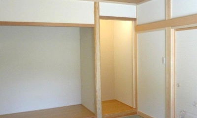 和室|本格和室を設えゆっくりと時を刻む和モダンの住まい