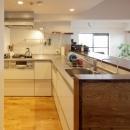 No.55 30代/2人暮らしの写真 キッチン1