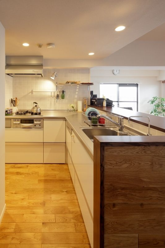 No.55 30代/2人暮らしの部屋 キッチン2