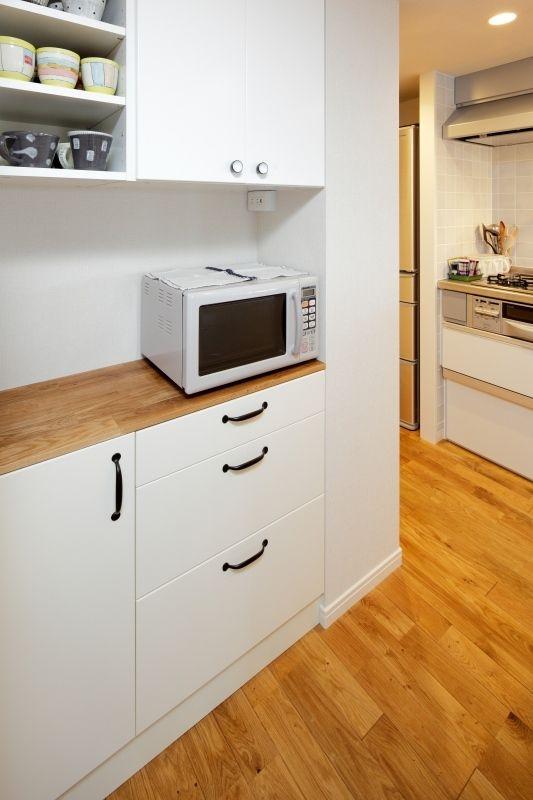 No.55 30代/2人暮らしの部屋 キッチン3