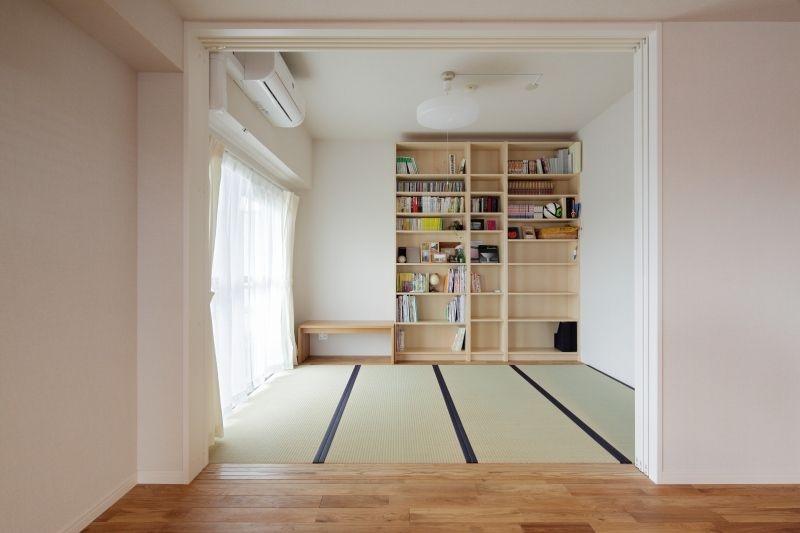 No.55 30代/2人暮らしの部屋 和室