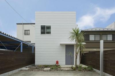 北方の家 (外観1)